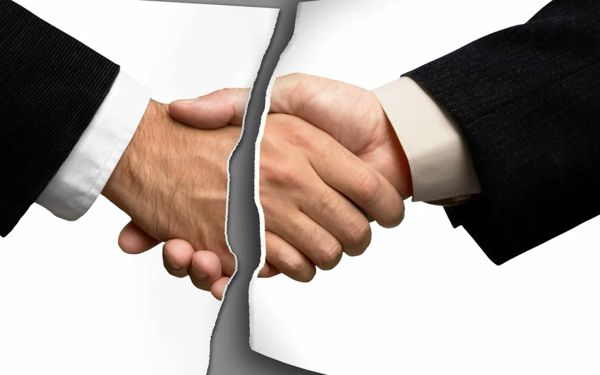 Признание сделки недействительной