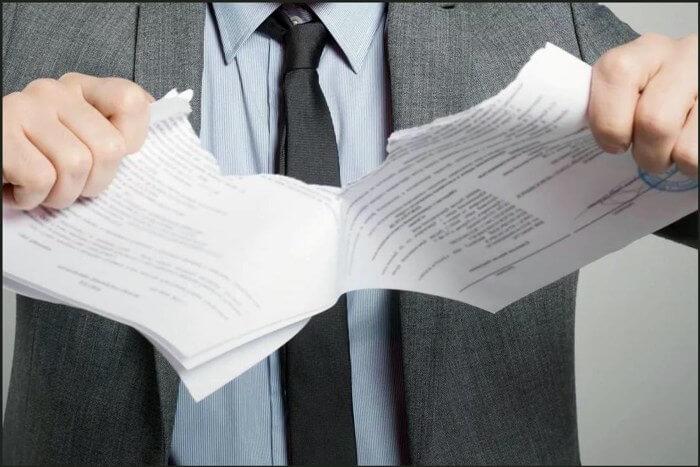 Как расторгнуть договор купли продажи земельного участка