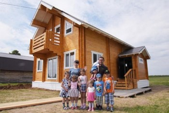 Размер участка многодетным семьям