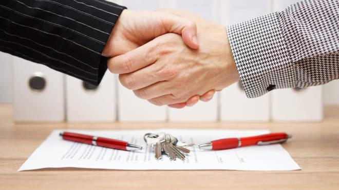 регистрация договора имущественного найма
